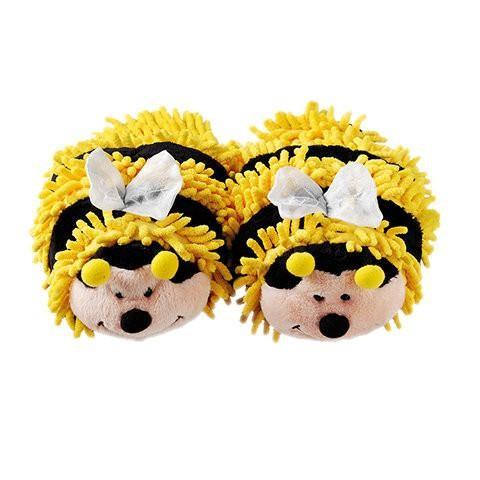 Dětské papuče Včelky Klikněte pro detailní snímek 71da8e07f3