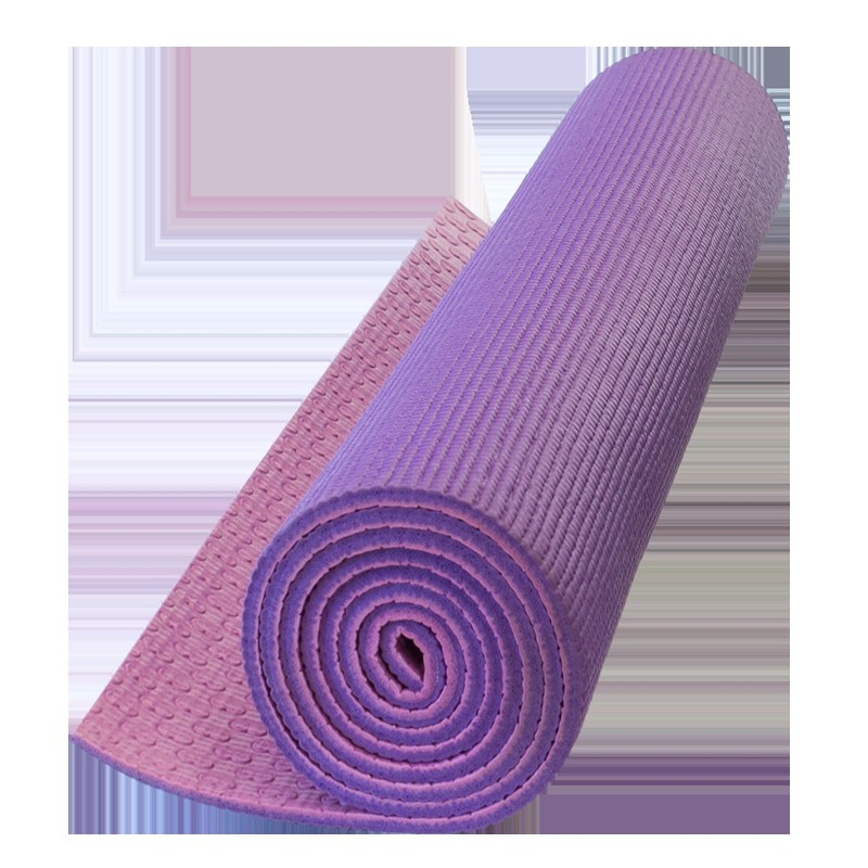 561f7b257b Yoga Mat DVOUVRSTVÁ - podložka pro cvičení - protiskluzový povrch ...