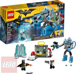 LEGO BATMAN Ledový útok Mr. Freeze 70901 STAVEBNICE